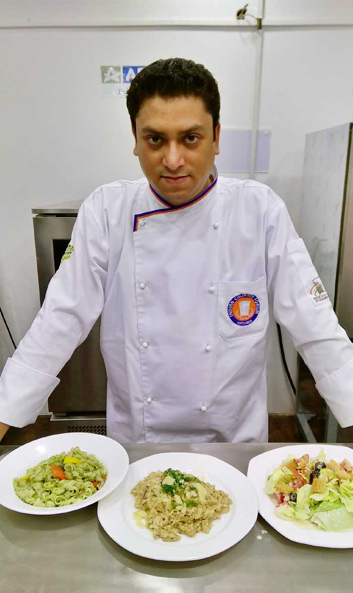 CHEF MANOJ